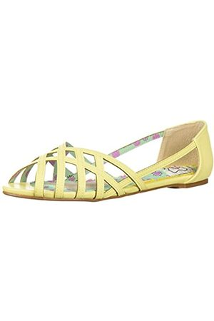 Bettie Page Damen BP100-CARREN Flache Sandale