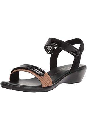 ATHENA Damen SAMBAA Keilabsatz-Sandale