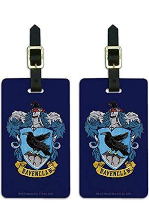 Graphics and More Harry Potter Ravenclaw Gepäckanhänger mit Wappen, bemalt