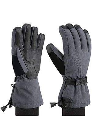 Andake 90% Entendaunen-Fäustlinge für Herren, -28,9 °C, kaltes Wetter, warm, Winter-Handschuhe zum Wandern, Joggen, Arbeiten, Outdoor (Handschuhe, , S/M