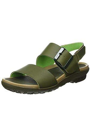 Art Damen ANTIBES Flache Sandale