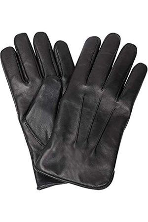 Hand Fellow Herren Lederhandschuhe Fleecefutter Warme Winterhandschuhe Touchscreen-kompatibel (Original