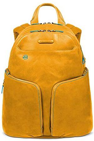 Piquadro Erweiterbarer Computer-Rucksack mit iPad-/iPadair-Fach und Flaschenträger - CA3066B2/G