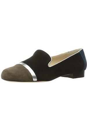 Bettye Muller Damen Sandale mit Kristallbesatz