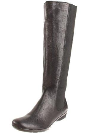 Kenneth Cole Damen Space High Stiefel, (schwarzes Leder)
