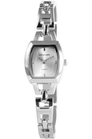Excellanc Damen-Armbanduhr Analog Quarz Verschiedene Materialien 180022500306
