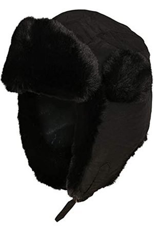 Urban classics Unisex Nylon Trapper Hat Hut
