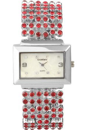 Excellanc Damen-Uhren mit Metallband 152022300020