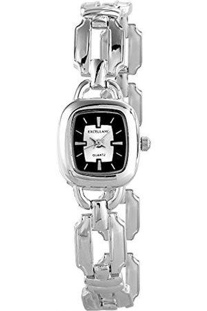 Excellanc Damen-Armbanduhr Analog Quarz Verschiedene Materialien 180421000035