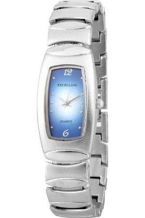 Excellanc Damen-Uhren mit Metallband 180023200099