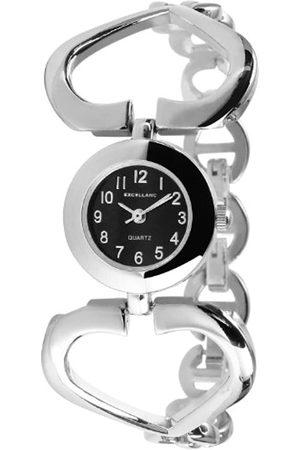 Excellanc Damen-Armbanduhr XS Analog Quarz Verschiedene Materialien 180021000338