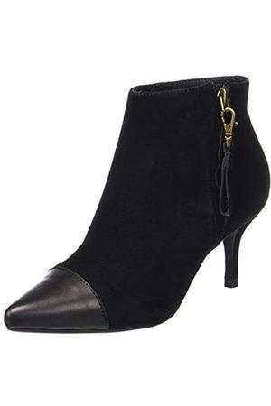 Shoe The Bear Damen AGNETE Mix Stiefel, (110 Black)