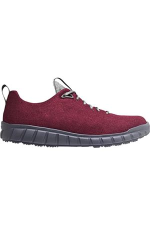 Ganter EVO Damen-H Sneaker, Bordo, antrazit