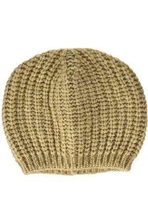 HUGO BOSS Damen C_Zaletta Gerippte Mütze aus Alpaka-Mix mit Wolle