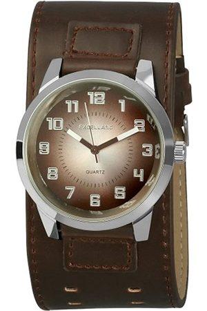 Excellanc Herren-Uhren mit Polyurethan Lederband 295027000063