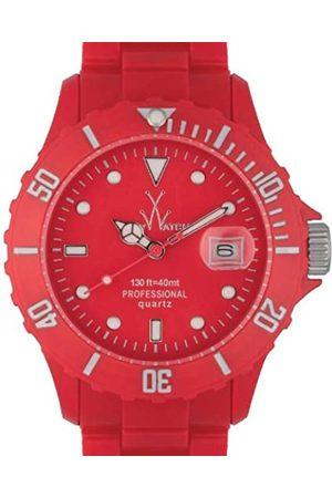 Toy Watch Unisex-Armbanduhr Analog Verschiedene Materialien FL16RD