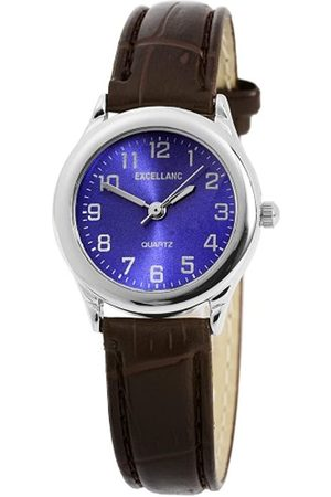 Excellanc Damen-Uhren mit Polyurethan Lederband 190023800001