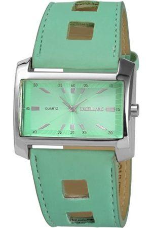 Excellanc Damen-Uhren mit Polyurethan Lederband 193026500296