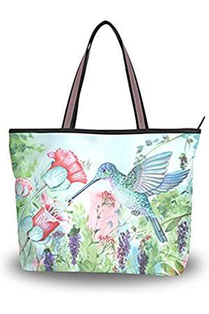 Cat 1995 Damen-Handtasche Elch-Handtasche mit Reißverschluss-Taschen für den täglichen Gebrauch
