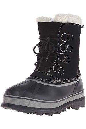 Northside Men's Back Country Winter Boot,Black