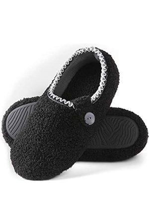 RockDove | Damen-Hausschuhe im Mokassin-Stil mit Gummisohle - - Größe: 42/43 EU