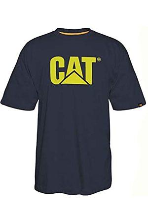 Caterpillar Herren Tm Logo Tee T-Shirt