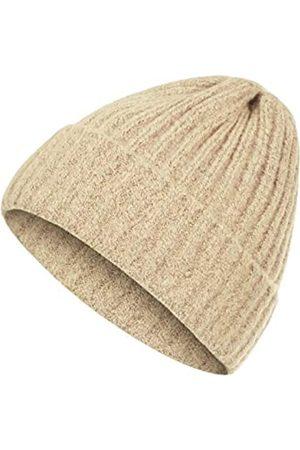MixMatchy Damen Casual Winter Acryl Knit Beanie für Männer und Frauen - - Einheitsgröße
