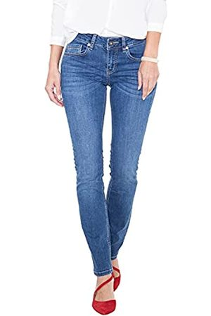 ATT Damen Basic Jeans | Slim Fit | 5 Pocket Jeans | Waschung Belinda