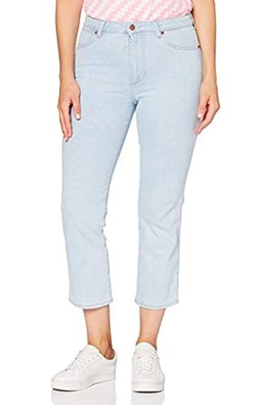 Wrangler Damen The Retro Straight Jeans