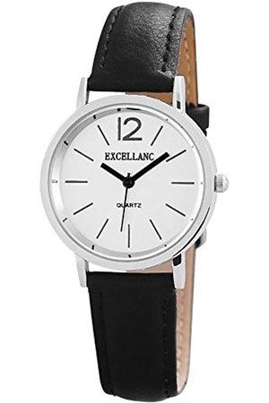 Excellanc Damen-Armbanduhr XS Analog Quarz verschiedene Materialien 293022100130