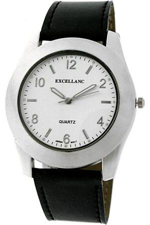 Excellanc Herren-Uhren mit Polyurethan Lederband 292022500097