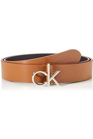 Calvin Klein Damen CK Logo Belt 30MM Gürtel
