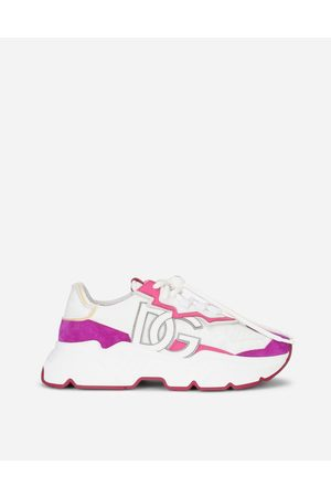 Dolce & Gabbana Damen Sneakers - Sneakers daymaster aus materialmix female 35