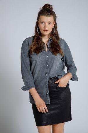 STUDIO UNTOLD Damen Blusen - Jeans Hemd, Damen