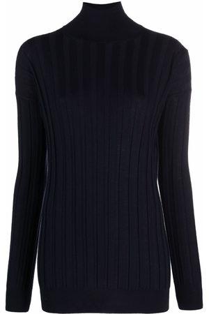 Plan C Ribbed-knit jumper