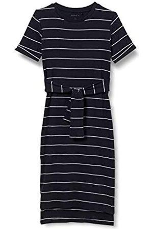 NAME IT Mädchen NKFFADMA SS Long Dress Kinderkleid