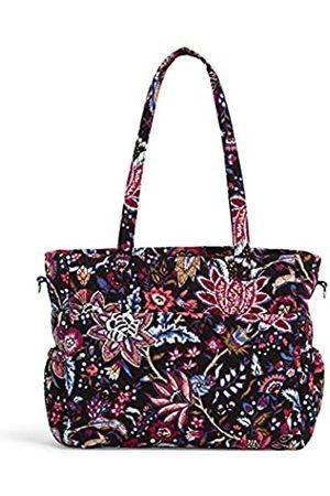 Vera Bradley Damen Signature Cotton Ultimate Wickeltasche, Mehrere (Foxwood)