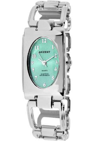 Akzent Damen-Uhren mit Metallband SS7126500071