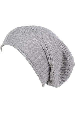 Accessory Necessary Slouchy Beanie-Mütze für Erwachsene, offenes Gewebe, gehäkelt, leicht, modisch