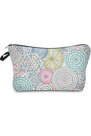 Loomiloo Kosmetiktasche für Damen, bezaubernde, geräumige Make-up-Taschen für Reisen, wasserdicht, Kulturbeutel, Zubehör, Organizer