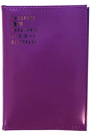 FLIGHT001 Boxed Leather Passport Holder