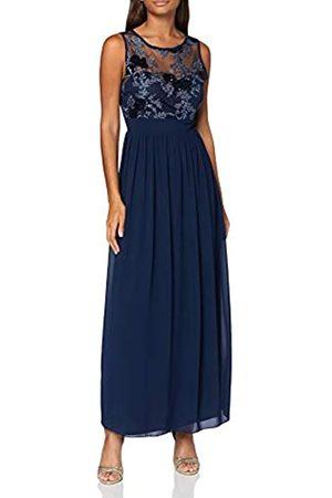 Mela Damen Sequin Detailed Maxi Dress Cocktailkleid