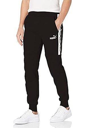 PUMA Herren Amplified Fleece Pants Jogginghose, Black