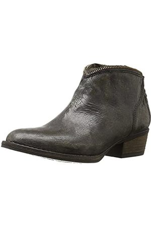 Very Volatile Women's Sofia Ankle Bootie, Charcoal