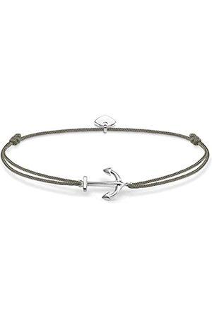 Thomas Sabo Damen-Armband Little Secret Anker 925 Sterling LS001-173-5-L20v