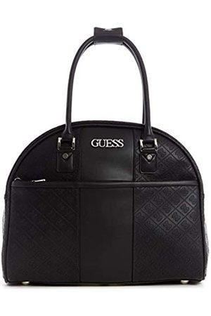 Guess Shopper - Unisex-Erwachsene Ninnette Dome Tote in Black Handgepäcktasche