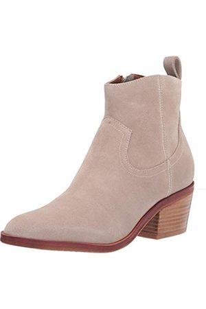 Kenneth Cole New York Damen Western Bootie Stiefel, (Light Taupe)