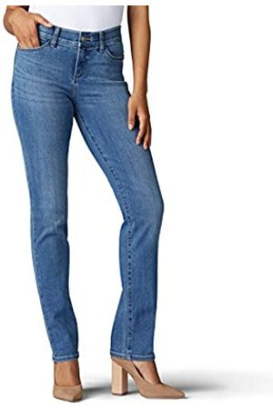 Lee Damen Flex Motion Regular Fit Straight Leg Jeans