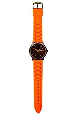 Unicef Herren Analog Automatik Uhr mit Silikon Armband AA14010044