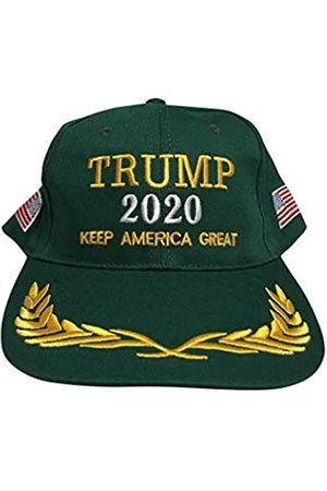 TrendyLuz USA TrendyLuz Make America Great Again Donald Trump MAGA Baseballkappe - Gr�n - Einheitsgröße